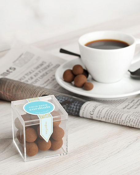 Cold Brew Cordials Small Cube 4-Piece Kit