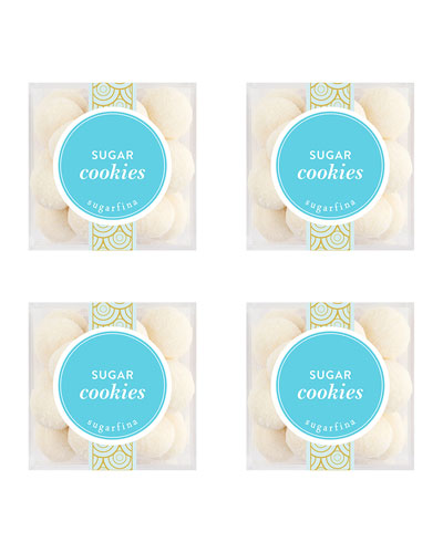 Sugar Cookies Small Cube 4-Piece Kit
