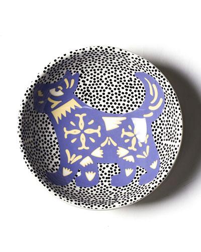 Chinese Zodiac Rat Bowl