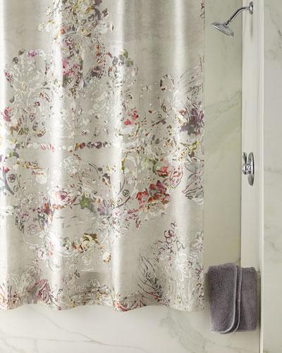 Designer Shower Curtains At Horchow, Designer Shower Curtains