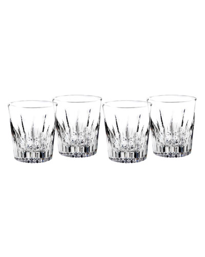 Southbridge Double Old-Fashioned Glasses  Set of 4