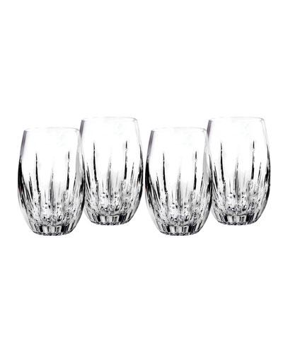Southbridge Stemless Wine Glasses  Set of 4