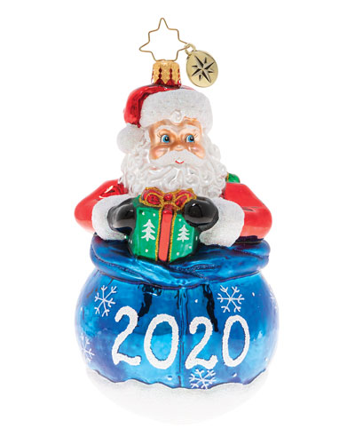 A Year of Cheer Christmas Ornament