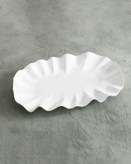Vida Bloom Large Oval Platter
