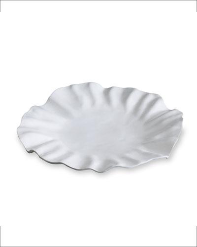 Vida Bloom Large Round Platter