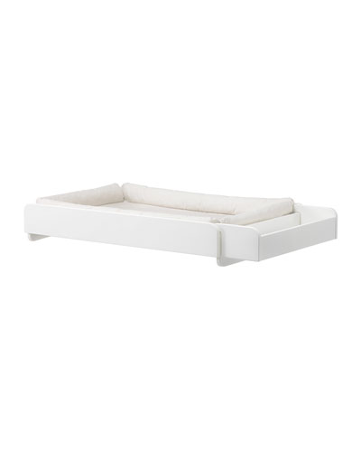 Home™ Changer with Mattress, White