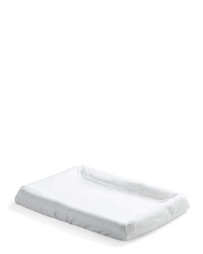 Home™ Changer Mattress Cover  White
