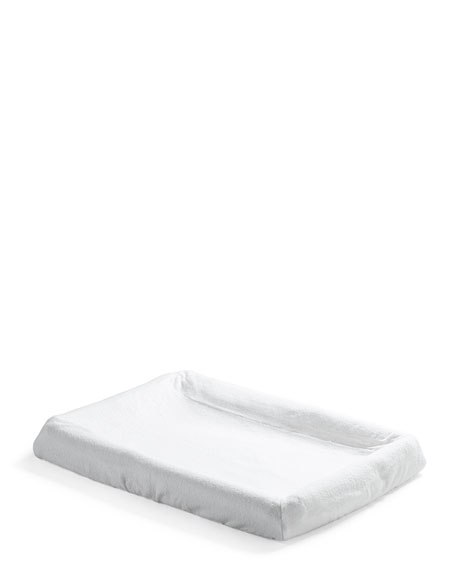 Home™ Changer Mattress Cover, White