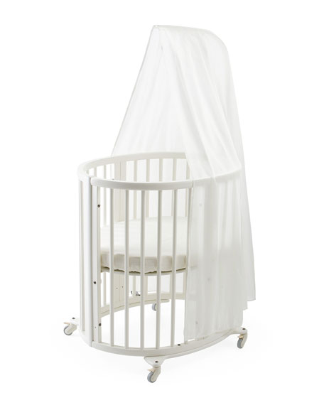 Stokke Sleepi Mini Baby Bundle Set, White