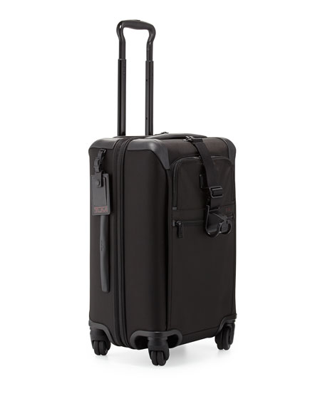 a32bff0764 Tumi Alpha Four-Wheel International Carry-On Luggage