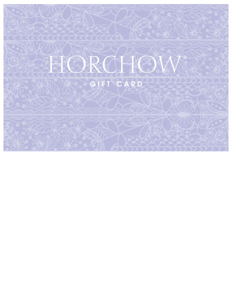 Horchow $100 Gift Card
