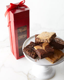 Wine Box of Brownies