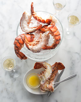 Split Maine Lobster Tails