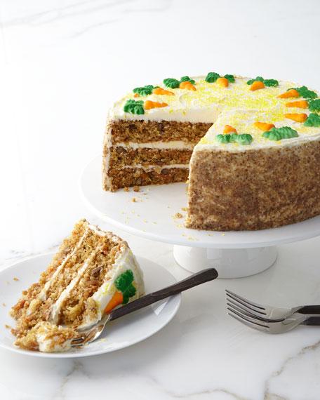 Dino's 24Karrot Carrot Cake