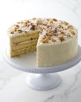 Dino's 24Karrot Italian Cream Cake