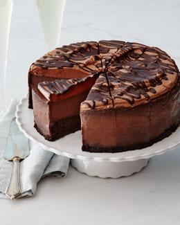Chocolate Fusion Cake