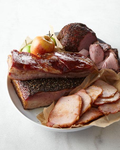 Breakfast Meat Sampler