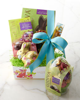 Godiva Easter Cheer Basket