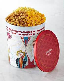 NM EXCLUSIVE 2014 NM Popcorn Tin