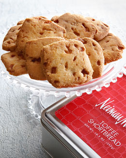 NM EXCLUSIVE Toffee Shortbread Cookies