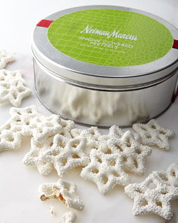 NM EXCLUSIVE Snowflake Pretzels
