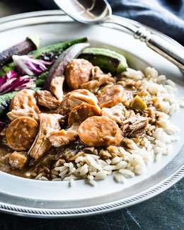 Milld Chicken & Sausage Jambalaya