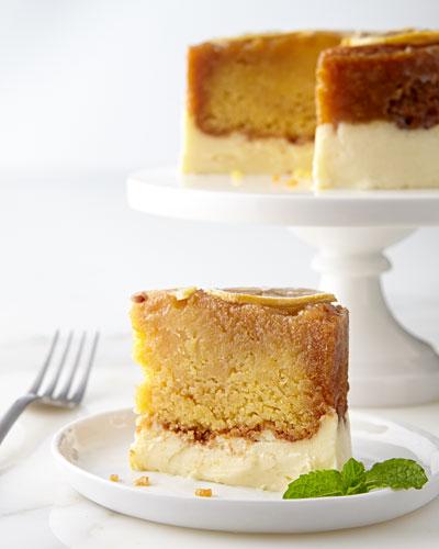 Gusto di Limone Cake