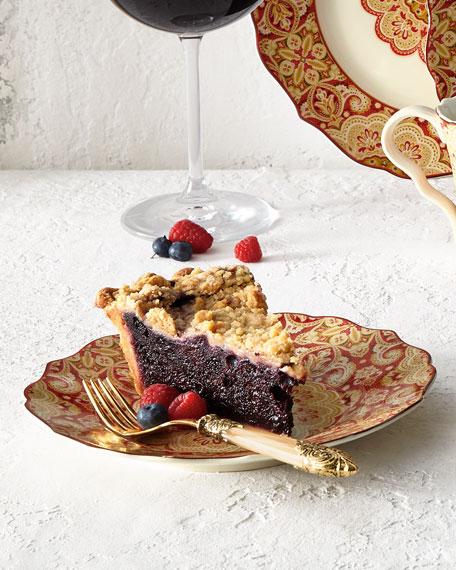 Deep-Dish Mixed Berry Pie