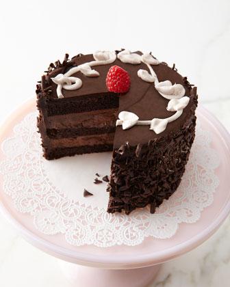 Sweet Lady Jane Old Fashioned Chocolate Cake