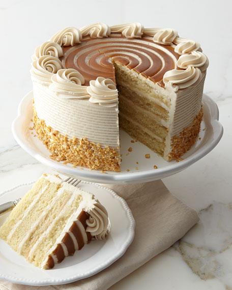 Butter Bourbon Cake
