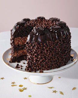 1001 Chocolate Chip Layer Cake