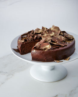 Flourless Chocolate Oblivion Cake