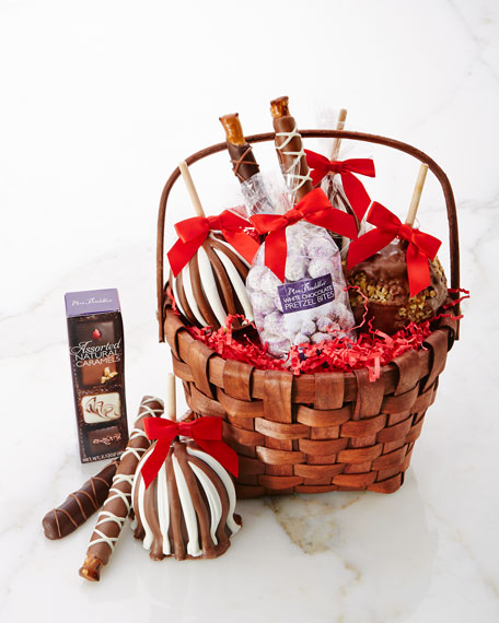 Mrs Prindable's Classic Holiday Basket