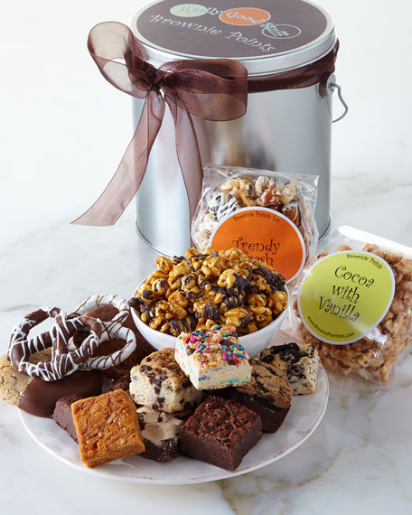Brownie Points Sampler Tin