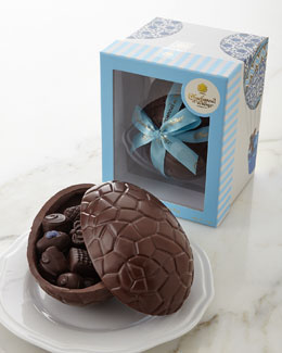Dark Chocolate Easter Egg
