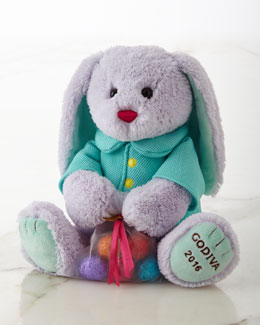 Hopsy Bunny with Godiva Chocolate