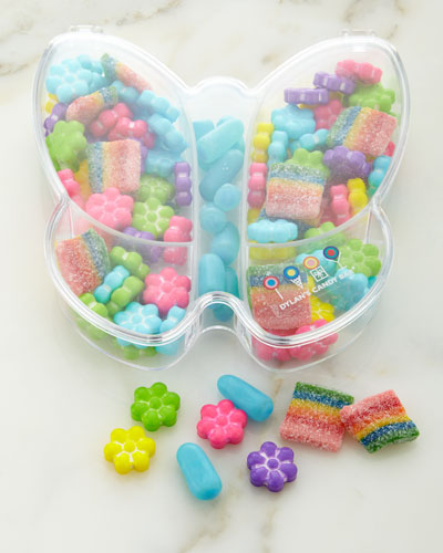 Spring Butterfly Box with Candy
