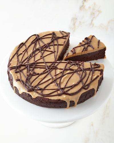 Flourless Chocolate & Coffee Torte