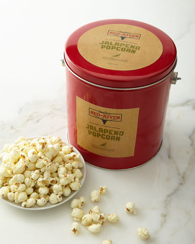 Red River Jalapeno Popcorn