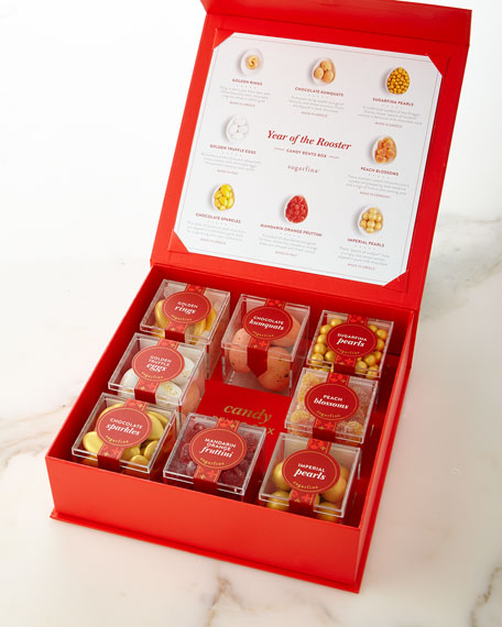 sugarfina 8 piece candy filled chinese new year bento box - Chinese New Year Candy