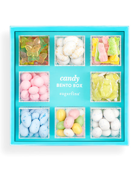 Sweet Springtime Candy Bento Box, 8 Flavors