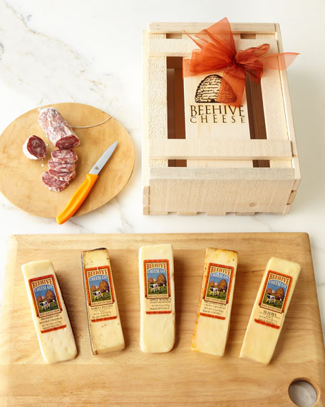 Deluxe Cheese Assortment