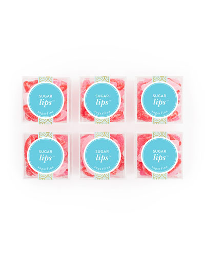 Sugar Lips Candy Bundle, Set of 6
