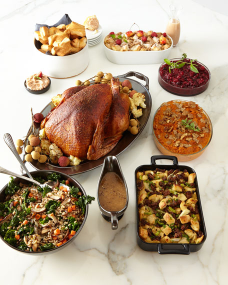 Kevin Garvin Whole Turkey Meal