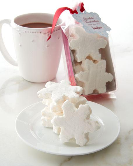 NM Snowflake Marshmallows