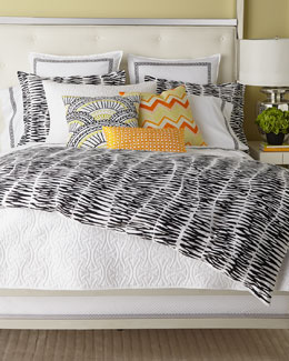 Zebra Stripe Bedding