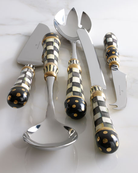 Courtly Check Casserole Spoon