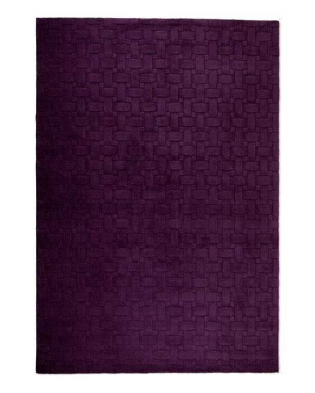 Woven Textures Rug, 8' x 11'