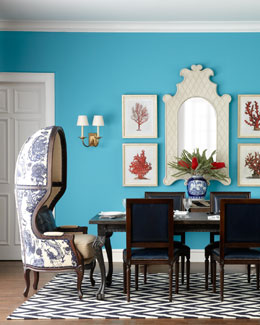 Blue Ming Dining Room