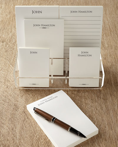 Traditional Memo Set